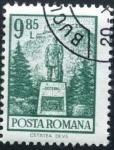Sellos de Europa - Rumania -  Cetatea