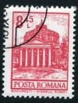 Sellos de Europa - Rumania -  Ateneo romano de Bucarest