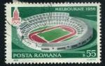 Sellos de Europa - Rumania -  Melbourne '56