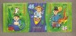Stamps Europe - Ukraine -  Cuentos infantiles