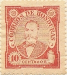 Stamps America - Honduras -  CORREOS DE HONDURAS