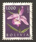 Sellos de America - Bolivia -  flora