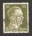 Stamps Germany -  hitler