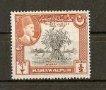 Sellos de Asia - India -  Bahawalpur.