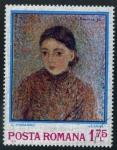 Stamps Romania -  Pissarro