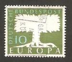 Sellos de Europa - Alemania -  140 - Europa Cept