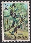 Sellos de Europa - España -  Flora