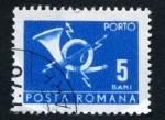 Stamps Europe - Romania -  Simbolo de Correos Rumania