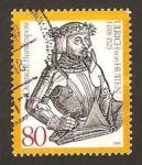 Sellos de Europa - Alemania -  ulrich von hutte, humanista y publicista,  500 anivº de su nacimiento