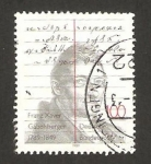 Sellos de Europa - Alemania -  franz xaver gabelsberger,  fundador de la escenografia alemana, 2º centº de su nacimiento
