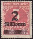 Sellos de Europa - Alemania -  III Reich **