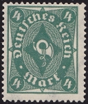 Stamps Germany -  III Reich **