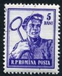 Stamps Romania -  Profesiones