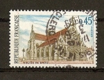 Sellos de Europa - Francia -  Brou.