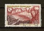 Sellos de Europa - Francia -  Vouglans (Presa)