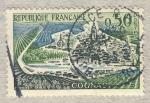 Stamps France -  Cognac