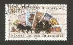 Sellos de Europa - Alemania -  50 anivº del dia del sello