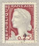 Stamps Europe - France -  Marianne de Decaris