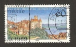 Stamps Germany -  1000 anivº de meersburg