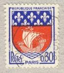 Stamps France -  Villes - Paris