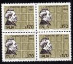 Stamps Italy -  1977 Personajes:150 Anv.  Quintino Sella