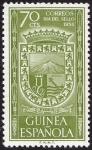 Sellos de America - Guinea Ecuatorial -  Guinea española **. Día del sello