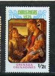 Stamps America - Grenada -  Navidad