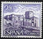 Sellos de Europa - España -  1929 Castillos de España. Vélez Blanco, Almeria.