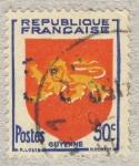 Sellos de Europa - Francia -  Provinces - Guyenne