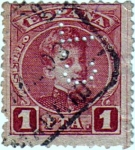 Stamps Europe - Spain -  Reinado Alfonso XIII