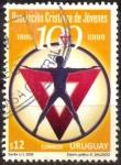 Sellos de America - Uruguay -  ASOCIACION CRISTIANA DE JOVENES 1909 - 2009