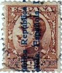 Stamps Europe - Spain -  república española