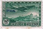 Stamps Spain -  III Cogreso de la unión postal Panamericana
