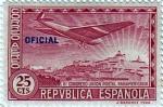 Stamps Spain -  III Congeso de la unión postal Panamericana