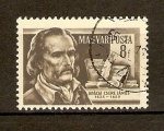 Stamps Hungary -  JANOS  APACAL  CSERE