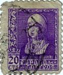 Stamps Spain -  Isabel la Católica