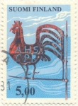 Stamps Europe - Finland -  Gallo AHS CPR
