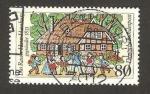 Sellos del Mundo : Europa : Alemania :  150 anivº de la fundación para niños desgraciados en la casa rauhe de hambourg