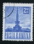 Stamps Romania -  Comunicaciones