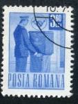Sellos de Europa - Rumania -  Cartero