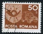 Sellos de Europa - Rumania -  Camino