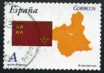Sellos del Mundo : Europa : España : Regiones de España - Murcia