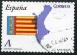 Sellos del Mundo : Europa : España : Regiones de España - Valenciana