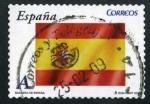 Sellos de Europa - España -  Bandera de España