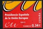 Sellos del Mundo : Europa : España : Presidencia España en la Unión Europea