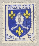 Sellos de Europa - Francia -  Armoiries de Provinces   Saintonge