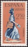 Sellos de Africa - Marruecos -  Sahara **. Día del sello