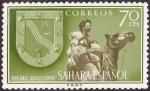 Sellos del Mundo : Africa : Marruecos : Sahara español **. Día del sello