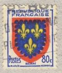 Sellos de Europa - Francia -  Armoiries  Provinces - Berri
