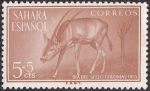 Sellos de Africa - Marruecos -  Sahara español **. Día del sello colonial